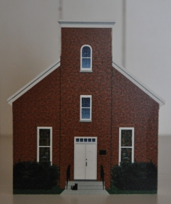 Chapel Replica by The Cat's Meow