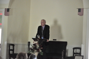2013 Homecoming service