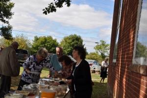 2013 Homecoming luncheon